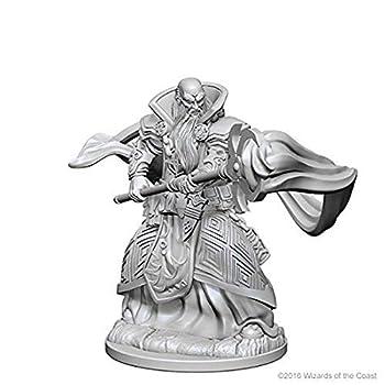 D&D Nolzurs Marvelous Unpainted Miniatures  Wave 1  Human Male Wizard