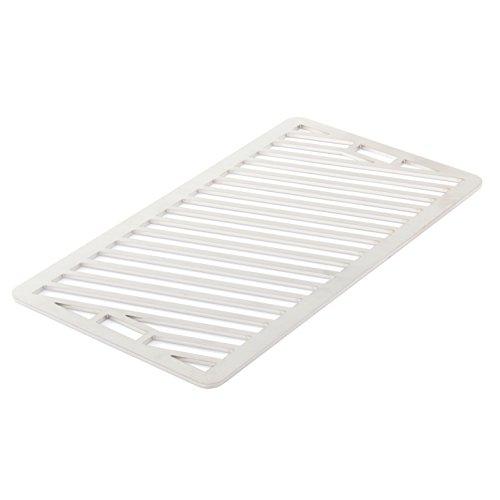 intergrill 800° Grill Grillroste 28,5 x 15,5 x 0,3 cm für Pure Standard Light Elektro XXL Grills Edelstahl Cooking Grid