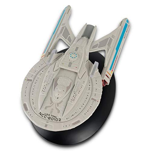 Star Trek - die offizielle Raumschiffsammlung - U.S.S. Titan NCC-80102