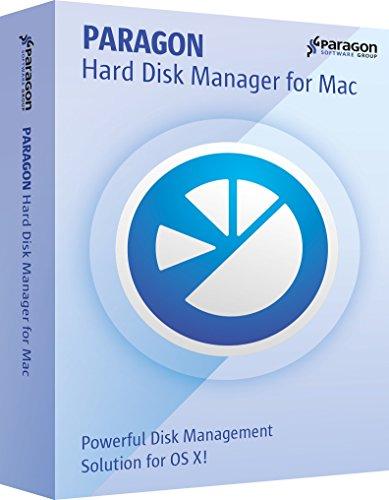 Paragon Festplatten Manager für Mac