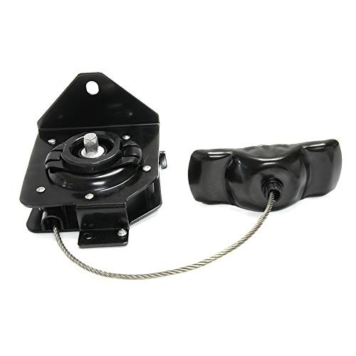 Spare Tire Hoist Carrier Assembly for Chevy, Cadillac & GMC SUVs - Escalade, Avalanche 1500, 2500, Suburban, Tahoe, Yukon, Yukon XL 1500, 2500 Replaces 924517, 22968178, 25974845, 15204233, 924-517