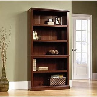 Sauder 5 Shelf Bookcase, L: 35.28