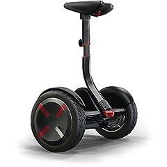 Segway-Ninebot(セグウェイ ナインボット) S-PRO エス プロ バランススクーター 1年保証 ブラック 46941 10.5インチ