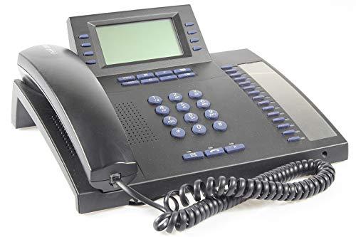 Auerswald COMfortel 2500 AB ISDN-Systemtelefon schwarz