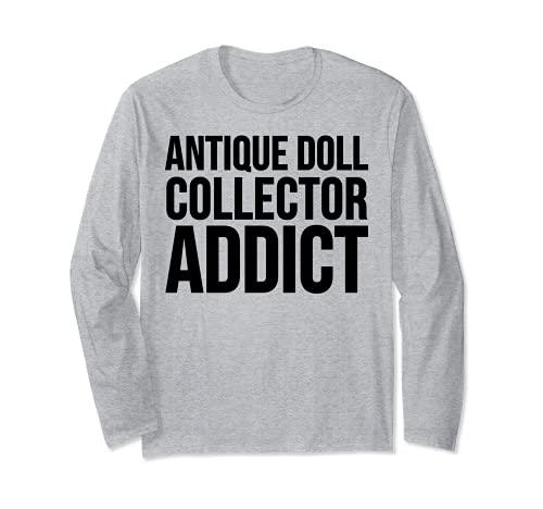 Antico Addict - Divertente collezione di bambole Maglia a Manica