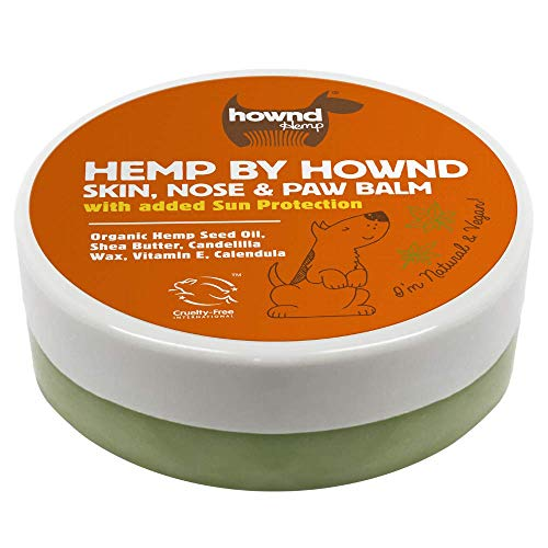 hownd Hemp Skin Nose and Paw Balm