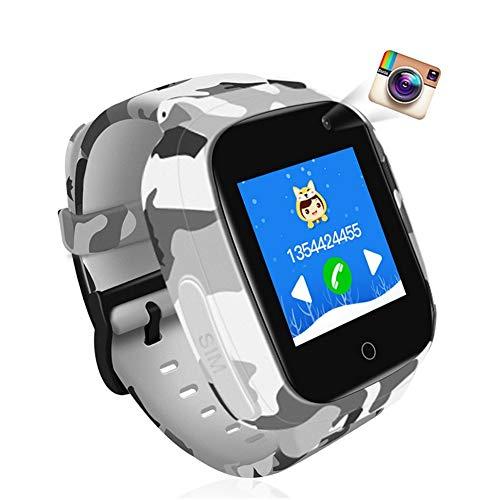 MeterMall Reloj Inteligente niños GPS niños 600mAh