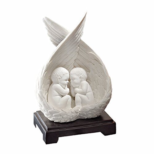 Slumber Baby Angel Statue