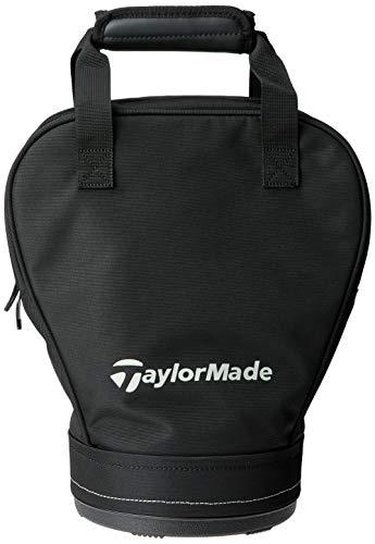 TaylorMade TM20PrformancePrcticBllBgBlk träningsbalväska, svart, en storlek