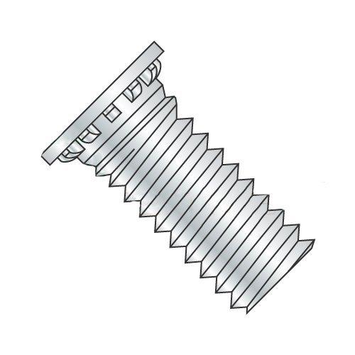M6-1.0 x 24 Max 56% OFF mm Self Clinching High quality Studs Carton: pc Steel Zinc 250 1