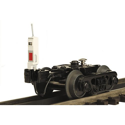 MTH O Scale RB Truck/End Of Train Device, White