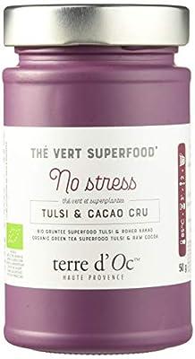 Terre d'Oc Thé Vert A,B,C,D Tox Bio Superfood