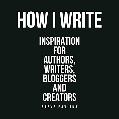 How I Write Titelbild
