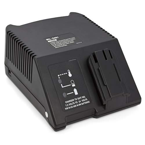 48-11-2230 Charger, for Milwaukee 18V NiCD and NiMH Battery 7.2-18V, 110-240V Universal Rapid Charger