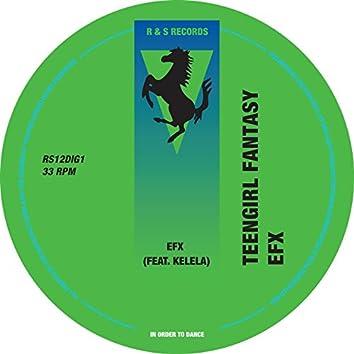 EFX (feat. Kelela)