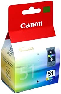 Canon CL 51   CANON CL 51 COLOUR INK 0618B001