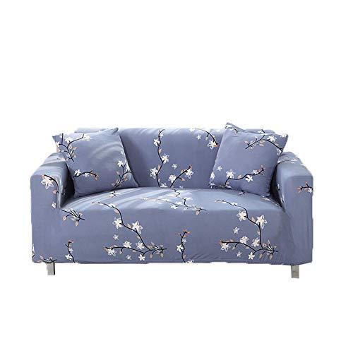 GLLMY Fundas de sofá para decoración del hogar, tela elástica antideslizante de poliéster para sofá de 1, 2, 3, 4 plazas, funda de sofá para familias y propietarios de mascotas
