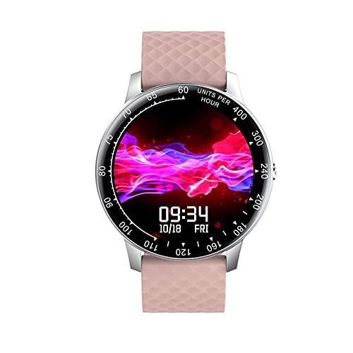 N\C Smart Watch UI Custom Screen Heart Rate Blood Pressure Sleep Analysis Health Management 24 Exercise Modes Monitoring Analysis Tracking Information Reminder IP68 Waterproof