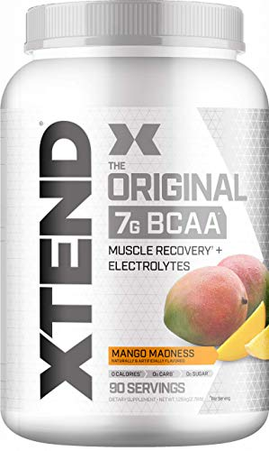 Scivation xtend original bcaa powder mango madness image