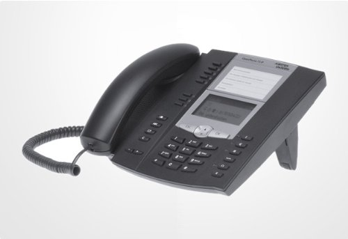 DeTeWe 6773 IP OpenPhone 73IP VoIP-Telefon schwarz
