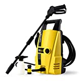 Jet-USA RX450 2900PSI Electric High Pressure Washer Cleaner, 8 Metre Hose, with Detergent