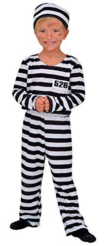 Cesar–F468–Disfraz de prisionero , color/modelo surtido