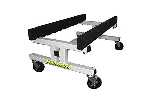 AquaCarts AQ-19b PWC Jet Ski Dolly Stand 1300 lb Capacity for shop garage storage