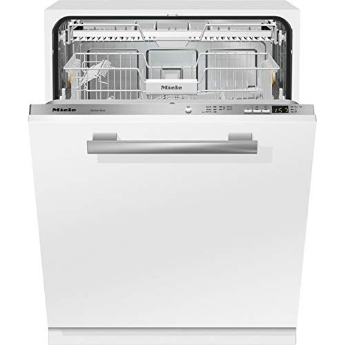 Lavavajillas de integración total modelo G 4380 SCVi Active, para 14 cubiertos, A+++, color blanco, 57 x 59,8 x 80,5 centímetros (referencia: Miele 21438062IB)