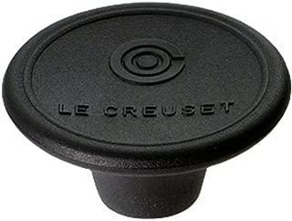 Le Creuset L9431-55 Phenolic Replacement Knob, 2-1/7 Inch