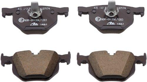 Preisvergleich Produktbild ATE 13.0470-7174.2 Bremsbelagsatz,  Scheibenbremse