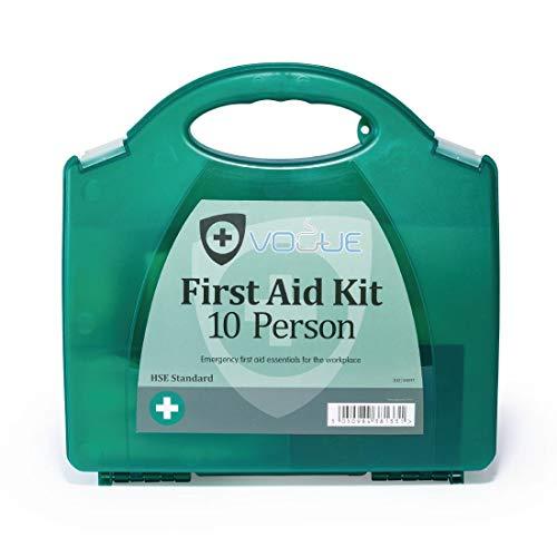 Vogue Gk091 HSE Kit de premiers secours 10 personnes