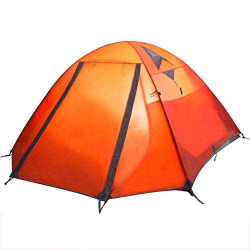 Outdoor Waterproof Tent, 3 Season Tents 4 Bunk Tent Camping Backpack Waterproof Hiking Climbing For Couples Or Families Suitable for Camping (Color , Green, Size , 130x240cm),Easy... for Beach Camping