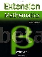 Extension Mathematics: Year 8: Beta