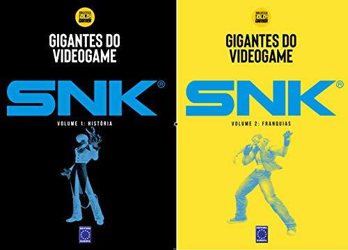Combo Gigantes do Videogame: SNK (2 volumes)