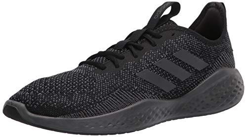 adidas Men's Fluidflow Bounce Regular Fit Running Sneakers Shoes, core Black/Grey Six/Onix, 7 M US