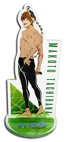 Inklusive S3 Makoto Acryl-Schlüsselanhänger.