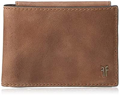 Frye Holden PASSCASE Wallet, Whiskey