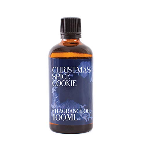 Aceite aromático de Galletas de Especias navideñas - 100ml