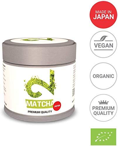 DUAL Matcha Tea Japan | Grado culinario...