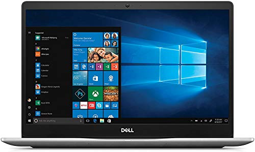 2020 Newest Dell Inspiron 7570 Laptop 15.6' FHD(1920x1080) IPS Intel Core i7 8th Gen, 8GB RAM, 128GB PCIe Solid State Drive, 1TB Hard Drive, NVIDIA GeForce 940MX Silver, Crabapple Mouse Pad
