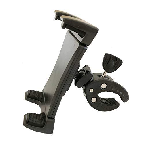 Teléfono de bicicleta ajustable Monte 12.9 pulgadas Rotación completa Bicicleta para la bicicleta para el manillar de la motocicleta Ajuste con el iPhone 11 7 6 12 PRO Para niños regalo de cumpleaños.