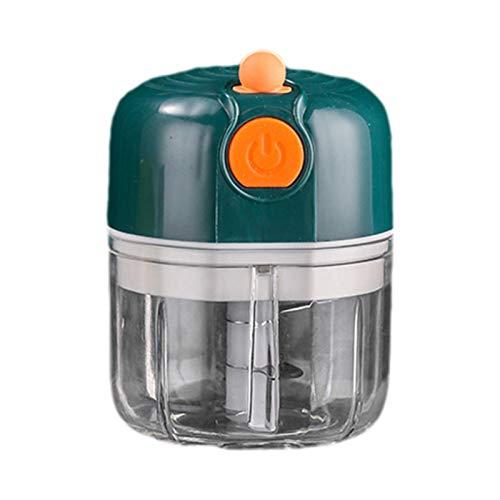 Minipicador eléctrico de ajos de ajo, para pimentas, ajos, verduras, carne, fabricantes...