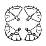 MY99 USHOMI 4 Uds Drone Propeller Guard Accesorios de liberación rápida Protector de Hoja Parachoques anticolisión para Accesorios Mavic Air 2 / 2S