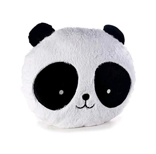Zenhica Cojín Oso Panda de Peluche Fabricado en Felpa, Muy Suave y cómodo