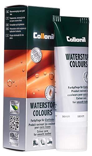 Collonil Waterstop 33030001008 Schuhcreme Glattleder, 75 ml, Schwarz