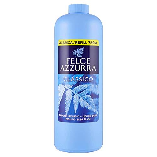 Felce Azzurra Sapone Liquido Ricarica Classico - 750 ml