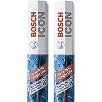 Set Of 2 Bosch 22A17A ICON Wiper Blades