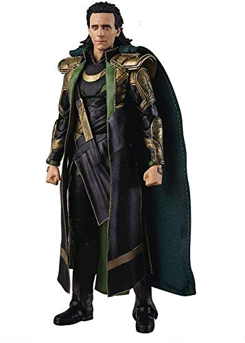 Bandai Tamashii Nations Avengers S.H. Figuarts Action Figure Loki 15 cm Marvel