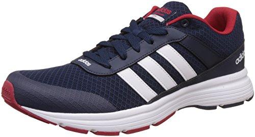 adidas Cloudfoam VS City, Zapatillas de Running para Hombre, Azul (Maruni/Ftwbla/Rojpot), 45 1/3 EU