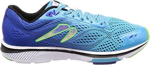 Newton Running Gravity 8 Blue/Lime 11.5